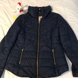 Arizona Jeans Co. Navy Blue Winter/ Fall Jacket